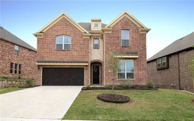 Frisco TX Single Family Home For Sale: $480,000