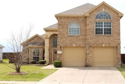 Forney Single Family Home For Sale: 2221 Woodberry Drive