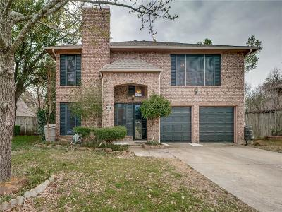 Garland Single Family Home For Sale: 521 Bent Creek Drive