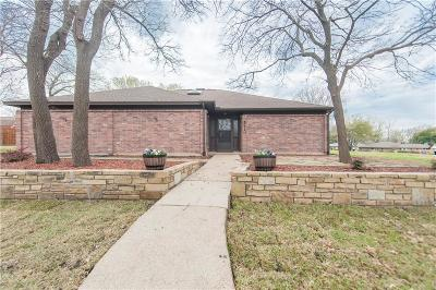 Sachse Single Family Home For Sale: 5410 Jefferson Drive