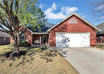 North Richland Hills Single Family Home For Sale: 3821 Park Oaks Court