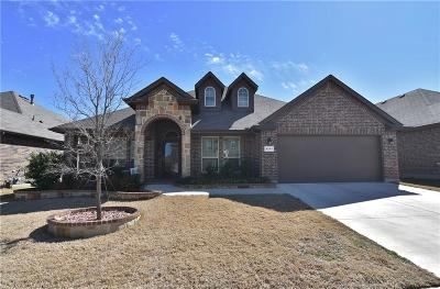 Fort Worth Single Family Home For Sale: 5321 Barley Drive