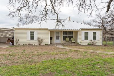 Archer County, Baylor County, Clay County, Jack County, Throckmorton County, Wichita County, Wise County Single Family Home For Sale: 661 County Road 2535