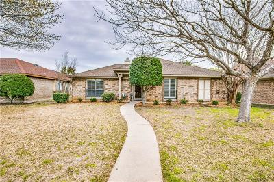 Coppell Single Family Home For Sale: 640 Thompson Drive