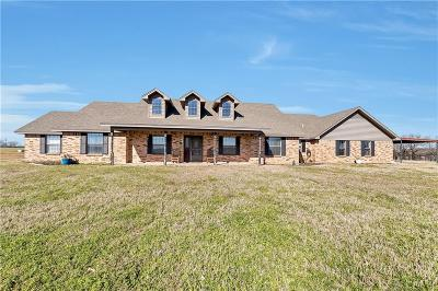 Montague County Single Family Home For Sale: 119 Miller Road