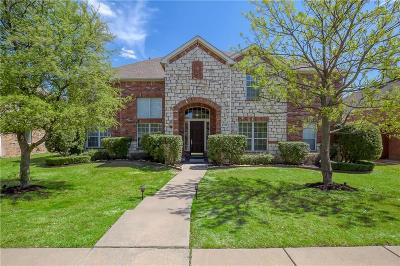 Single Family Home For Sale: 8120 Spring Valley Lane
