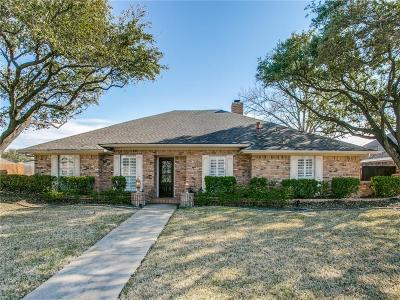 Plano Single Family Home For Sale: 3600 Cross Bend Road