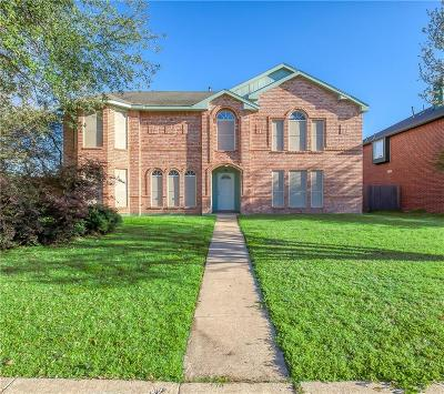 Wylie Single Family Home For Sale: 801 Forest Edge Lane
