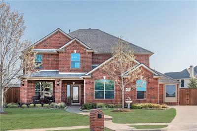 Collin County Single Family Home For Sale: 738 Rosewood Drive