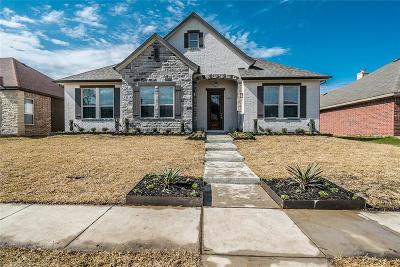 Rockwall County Single Family Home For Sale: 9001 Shipman Street