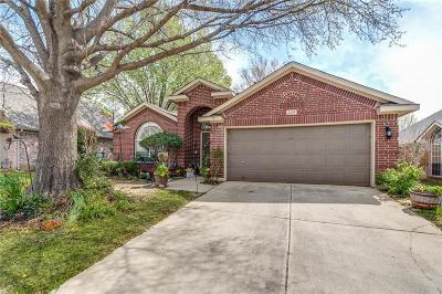 Flower Mound Single Family Home For Sale: 3204 Trailwood Lane
