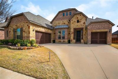 McKinney Single Family Home For Sale: 7313 Joshua Tree Trail