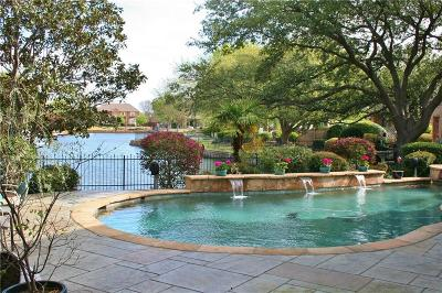 Coppell Single Family Home Active Contingent: 842 Shorewood Drive