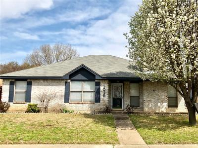 Duncanville Single Family Home For Sale: 1019 Wayne Avenue