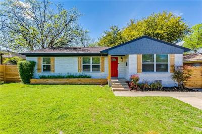 Dallas County Single Family Home For Sale: 9911 Ferguson Road
