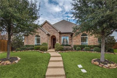 Frisco Single Family Home For Sale: 5998 Haverhill Lane