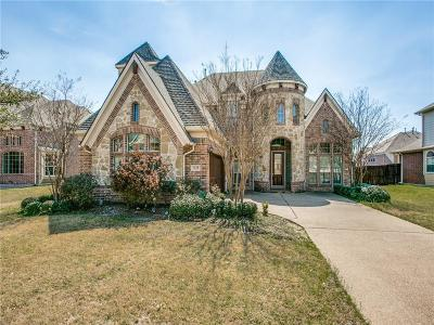 Plano Single Family Home Active Option Contract: 3520 Bahama Drive