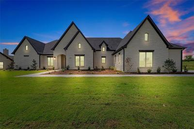 Parker County Single Family Home For Sale: 1017 Aledo Ridge Court