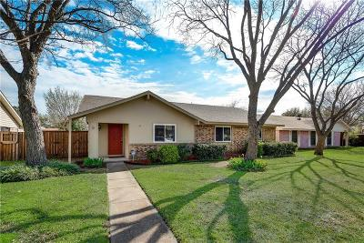 Lewisville Single Family Home Active Option Contract: 1280 Tiffany Lane