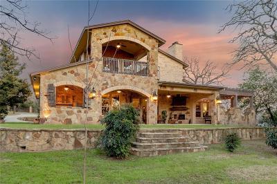 Tarrant County Single Family Home For Sale: 5016 Hidden Oaks Lane