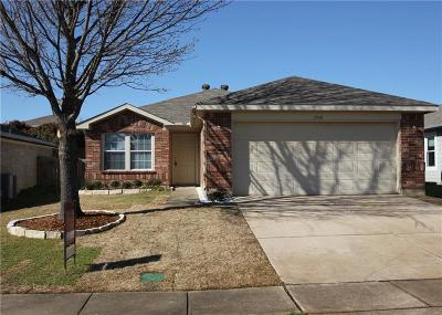 Collin County Single Family Home For Sale: 1714 Willow Way