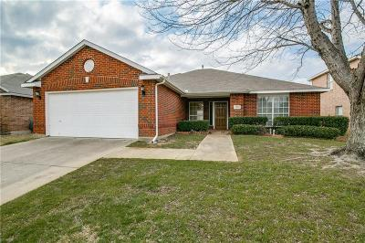 Single Family Home For Sale: 3912 Larkspur Drive