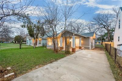 Dallas County Single Family Home For Sale: 606 Hollywood Avenue