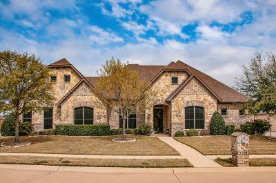 Midlothian Single Family Home For Sale: 722 Texanna Trail