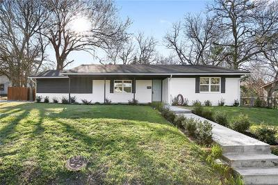 Rockwall Single Family Home For Sale: 801 Austin Street