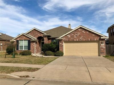 Fort Worth Single Family Home For Sale: 1205 Hickory Bend Lane
