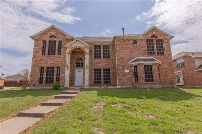 Desoto Single Family Home For Sale: 1600 Tanglerose Drive