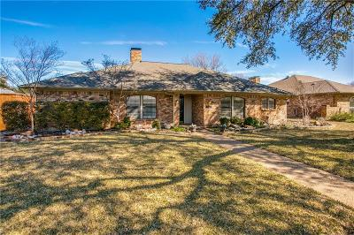 Richardson Single Family Home For Sale: 2211 Aspen Street