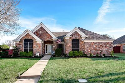 Lewisville Single Family Home Active Kick Out: 1402 Summertime Trail