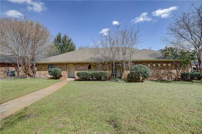 Arlington Single Family Home For Sale: 3817 Rustic Forest Trail