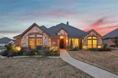 Benbrook Single Family Home For Sale: 10901 Claret Court