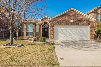 Fort Worth Single Family Home For Sale: 4021 Ellenboro Lane