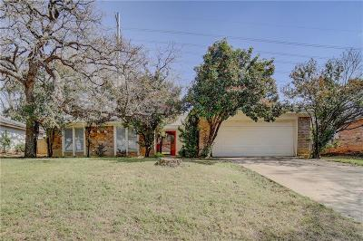 Arlington Single Family Home For Sale: 5718 Highgate Drive