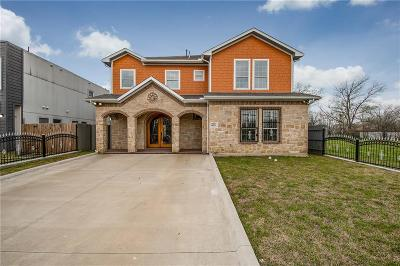 Dallas Single Family Home For Sale: 3324 Pueblo Street