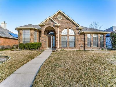 Mesquite Single Family Home For Sale: 1013 Buckeye Drive