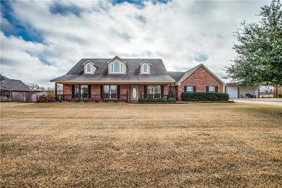 Forney Single Family Home For Sale: 11354 S Emerald Ranch Lane