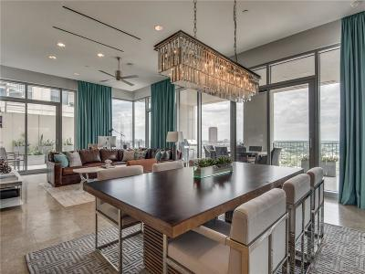 Dallas County, Denton County, Collin County, Cooke County, Grayson County, Jack County, Johnson County, Palo Pinto County, Parker County, Tarrant County, Wise County Condo For Sale: 1717 Arts Plaza #1810