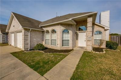 Forney Single Family Home Active Option Contract: 532 Meadow Lane