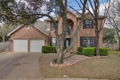 Fort Worth Single Family Home For Sale: 5105 Los Padres Court