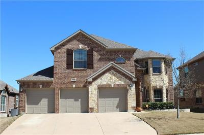 Fort Worth Single Family Home For Sale: 8613 Snowdrop Court