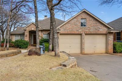 Corinth Single Family Home Active Kick Out: 2201 Knoll Ridge Drive