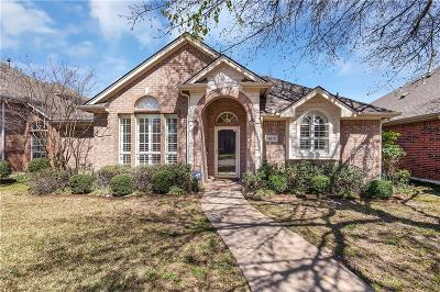 Single Family Home Active Option Contract: 3613 Granbury Drive
