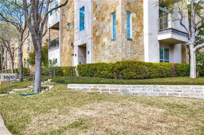 Dallas County Condo For Sale: 3800 Holland Avenue #10