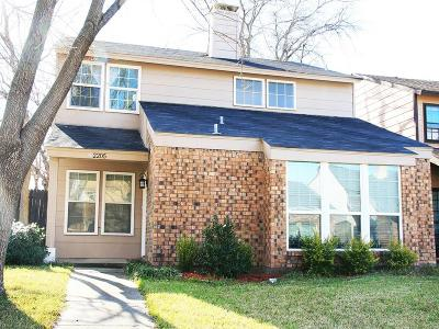 Garland Single Family Home For Sale: 2205 Windy Drive