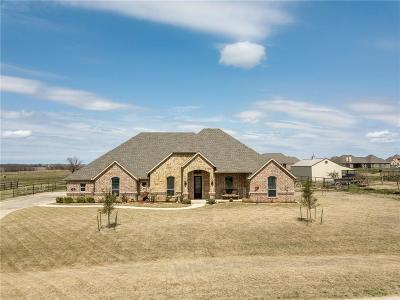 Justin Single Family Home For Sale: 12940 Rustic River Pass