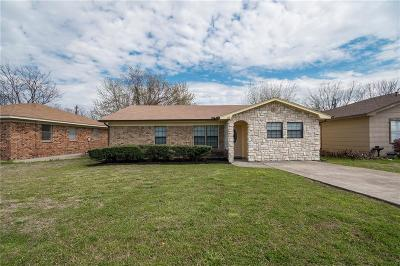 Rockwall Single Family Home For Sale: 123 Bream Drive